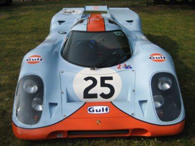 Hacerte con una réplica del Porsche 917K está al alcance de tu mano... si tienes 115.000 euros