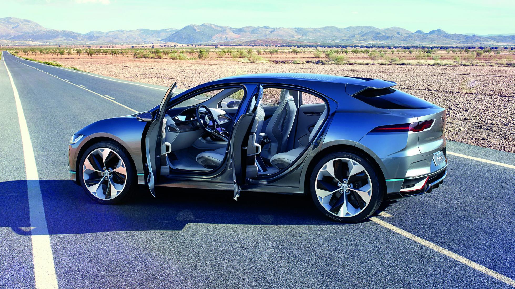 Jaguar I-Pace, la gran apuesta de la marca británica por los eléctricos 2