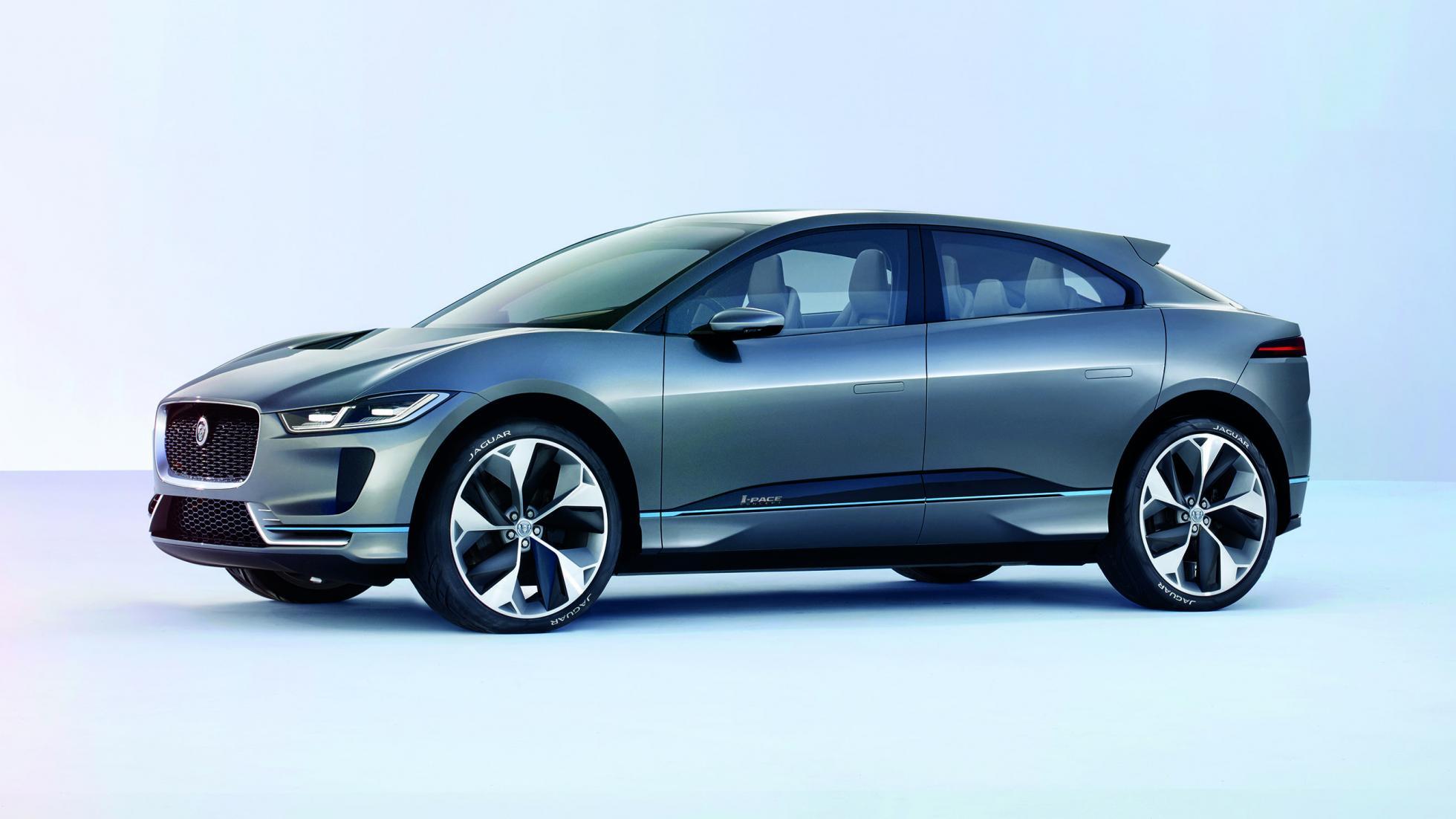 Jaguar I-Pace, la gran apuesta de la marca británica por los eléctricos 3
