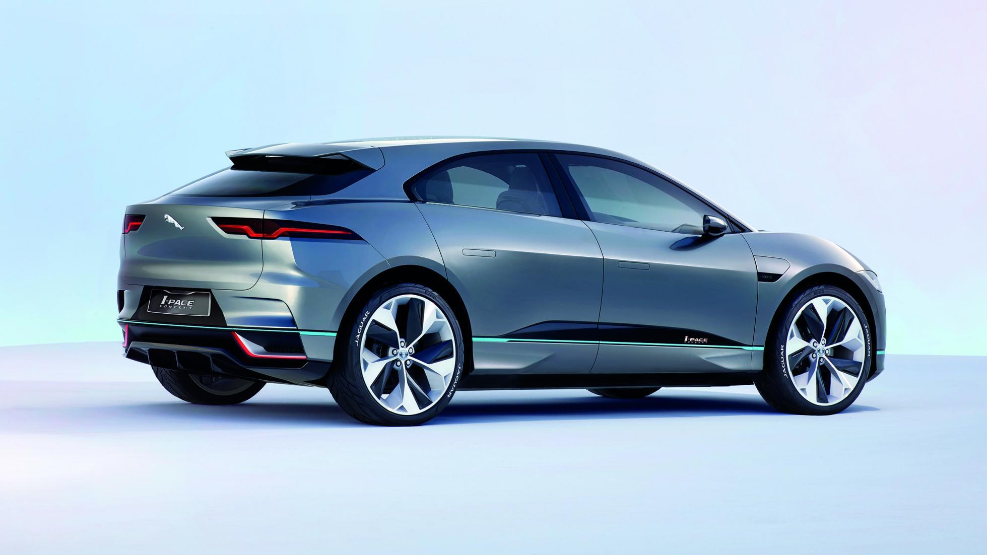 Jaguar I-Pace, la gran apuesta de la marca británica por los eléctricos 4