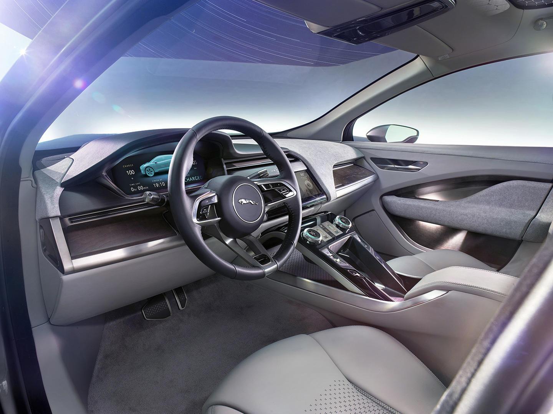 Jaguar I-Pace, la gran apuesta de la marca británica por los eléctricos 5
