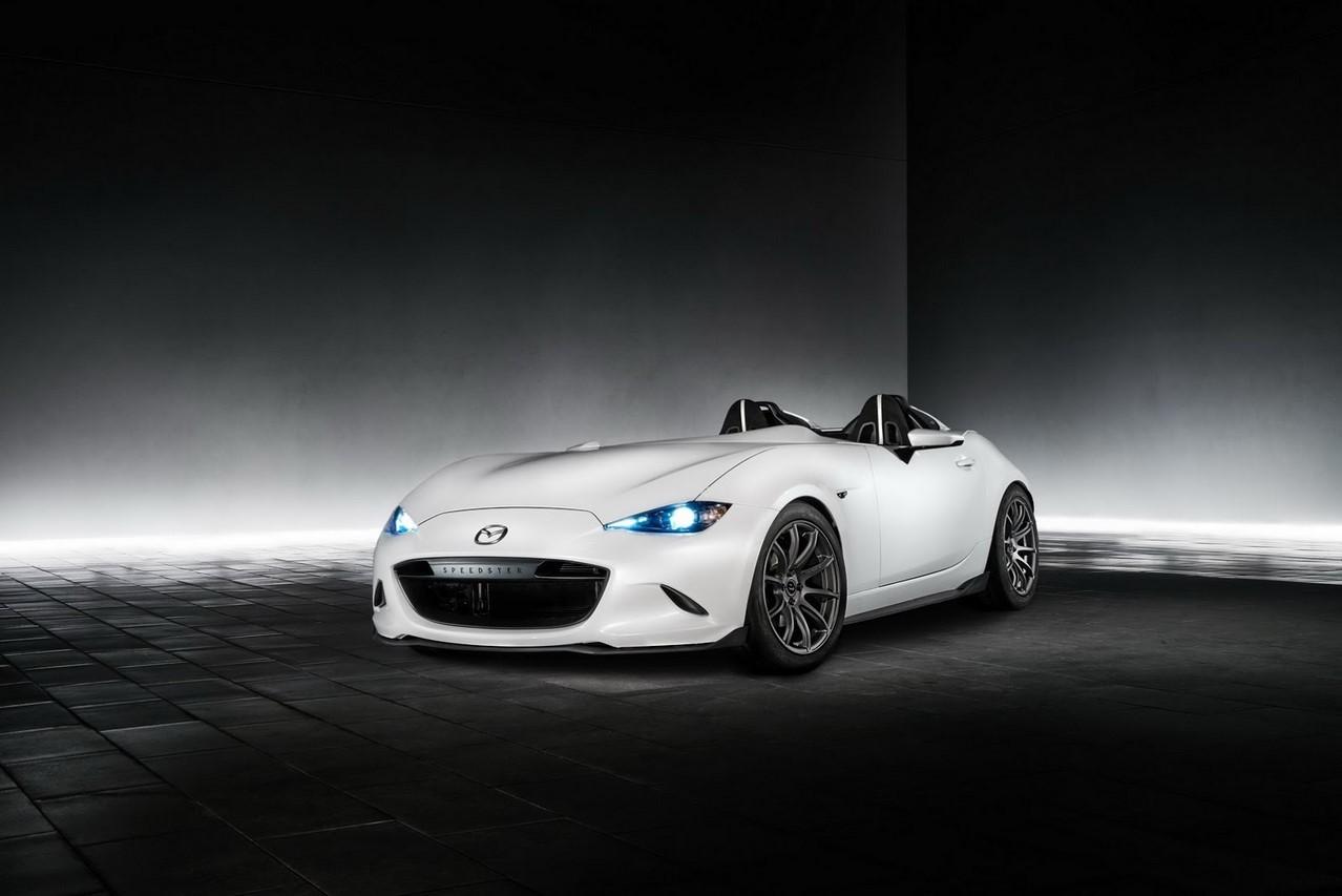 Mazda MX-5 Speedster Evo y RF Kuro: El atrevimiento nipón para el SEMA Show 2