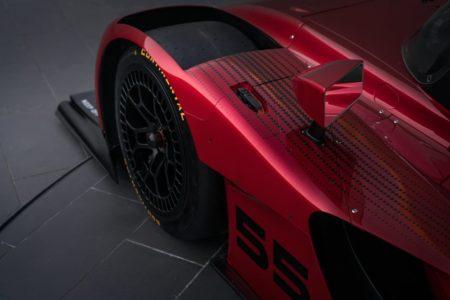 Mazda RT24-P: Cuando la competición y el diseño se dan la mano