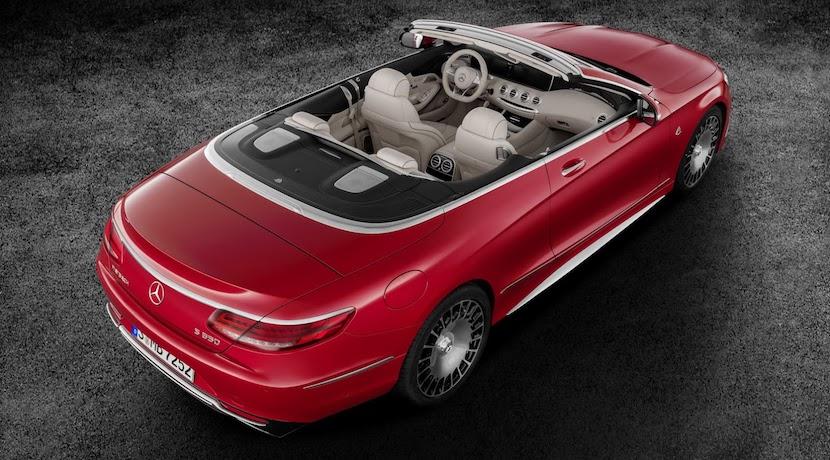 Mercedes-Maybach S650 Cabriolet: Con la melena al viento y el máximo refinamiento 4