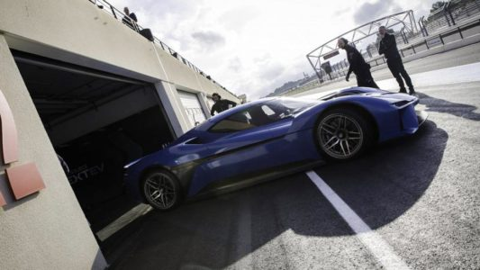 NIO EP9: El superdeportivo eléctrico de origen chino que bate récords en Nürburgring