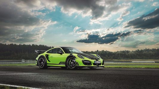Porsche 911 Turbo Techart GTstreet R: 720 CV de potencia y un kit de carrocería más racing