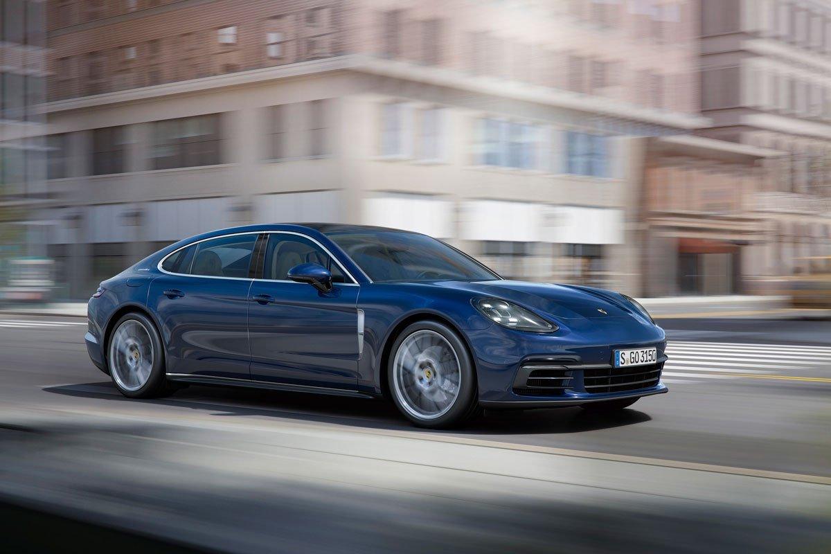 Porsche Panamera Executive: ¡Aún más grande! 1