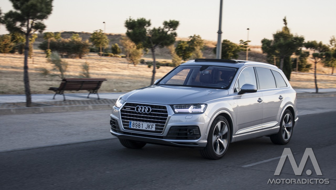 El Audi Q8 se perfila en el horizonte, más cerca de su debut
