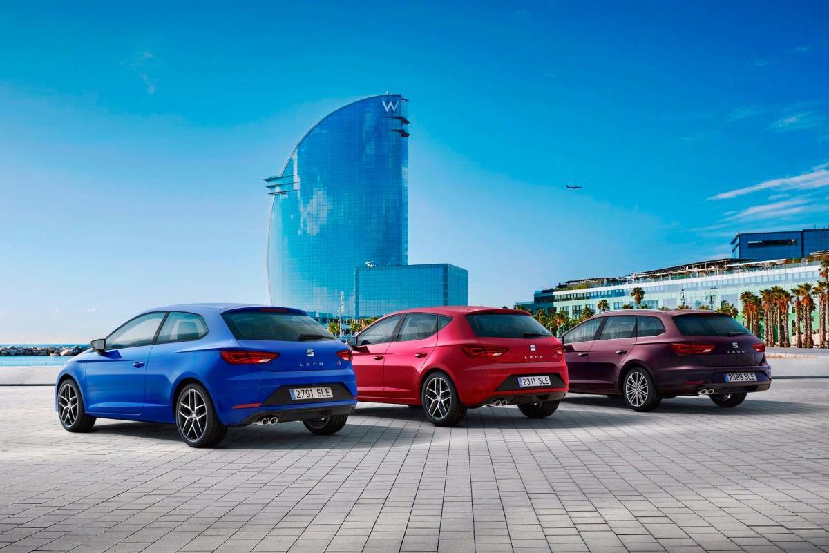 SEAT León 2017: El renovado compacto parte de los 19.080 euros y tres carrocerías 1
