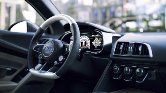 Si quieres hacerte con el Audi R8 de Final Fantasy XV necesitarás 430.000 euros