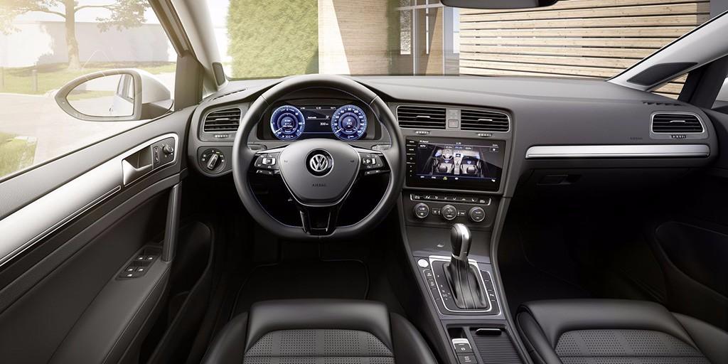 Volkswagen e-Golf 2017: Ahora con 300 kilómetros de autonomía y más potencia 7
