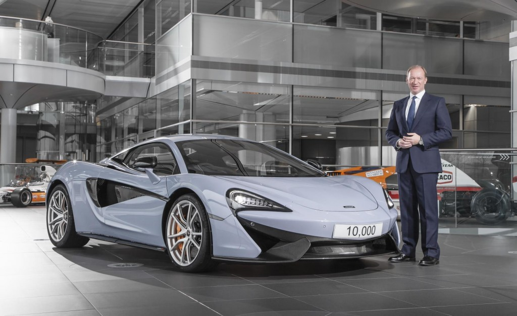 10.000 McLaren construidos en cinco años: ¿Cada vez menos exclusivos?