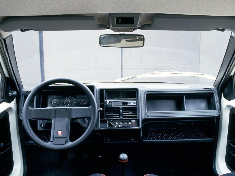 30 años del Citroën AX: ¡Genial!