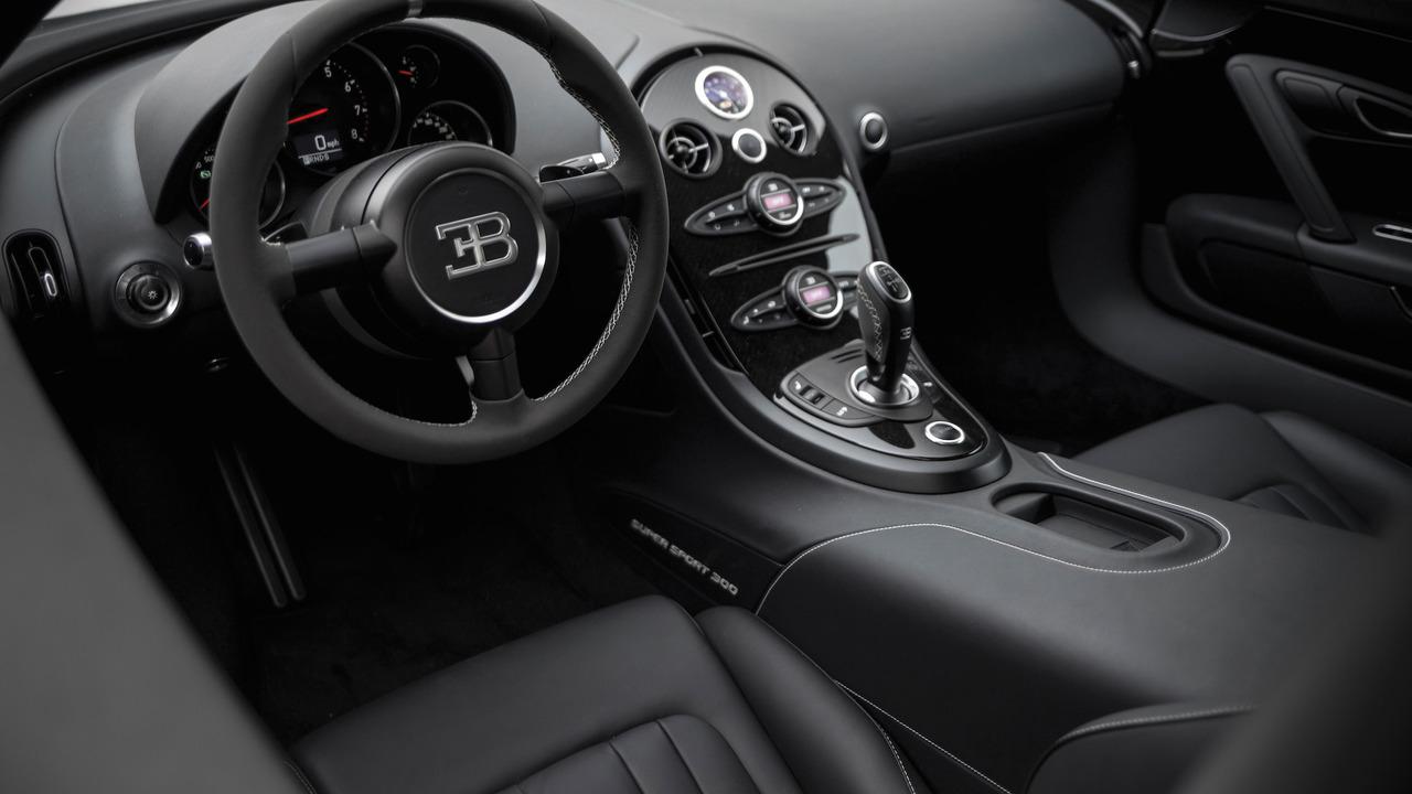 A la venta el último Bugatti Veyron fabricado, y además Super Sport