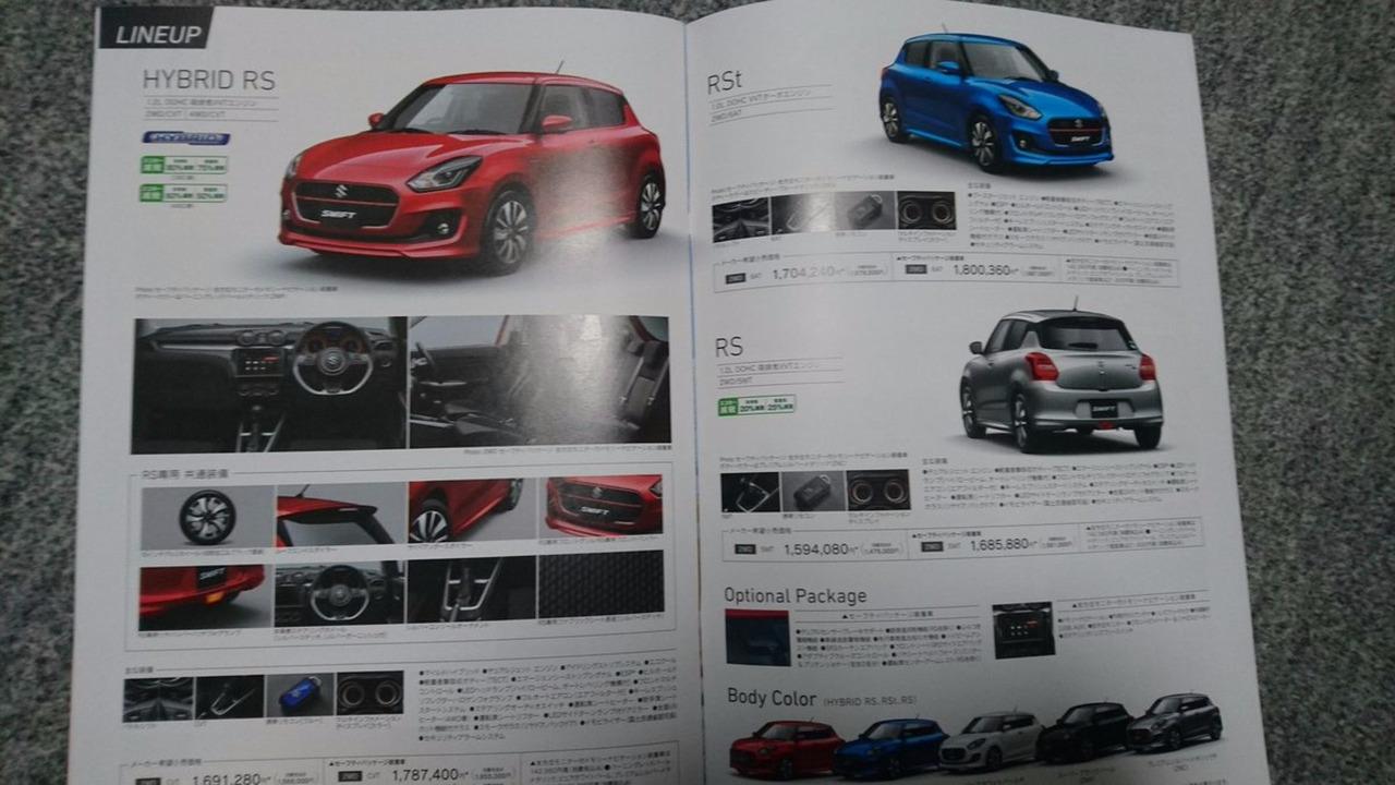 Así es el nuevo Suzuki Swift, ¡filtrado!