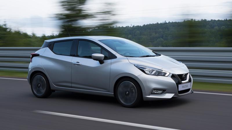 Así queda la gama del Nissan Micra 2017: Llega la nueva generación con tres motorizaciones