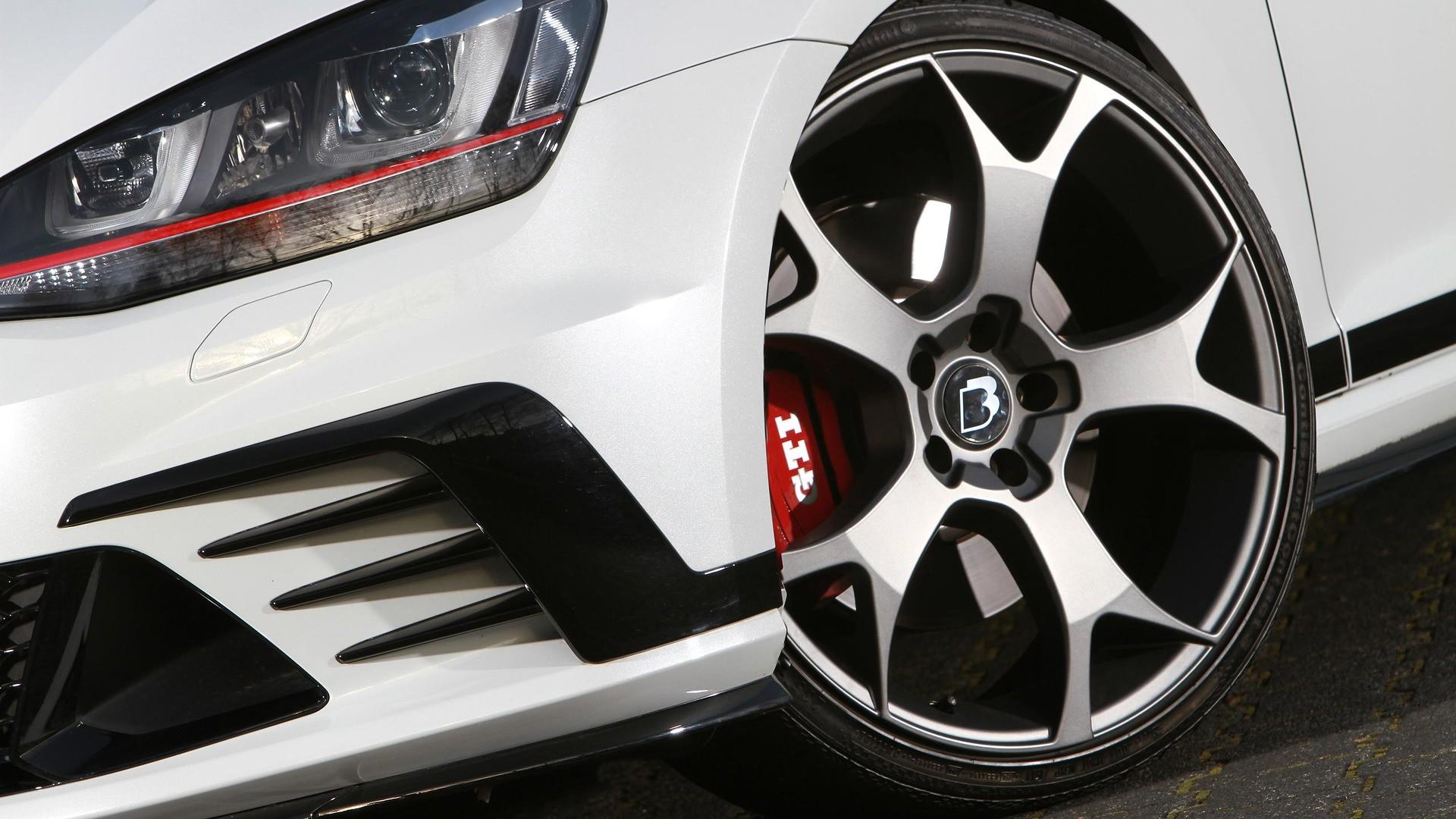 B&B Automobiltechnik Volkswagen Golf GTI Clubsport S: ¡473 CV y 620 Nm de par!