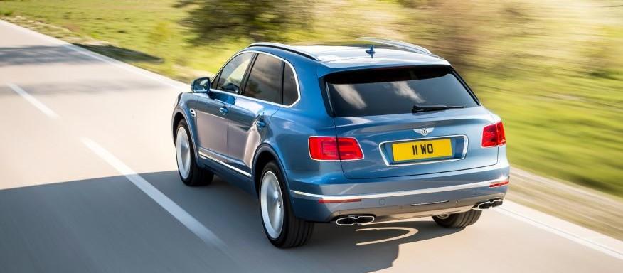 ¿Cuánto cuesta el Bentley Bentayga diésel capaz de recorrer más de 1.000 kilómetros de distancia con un depósito?