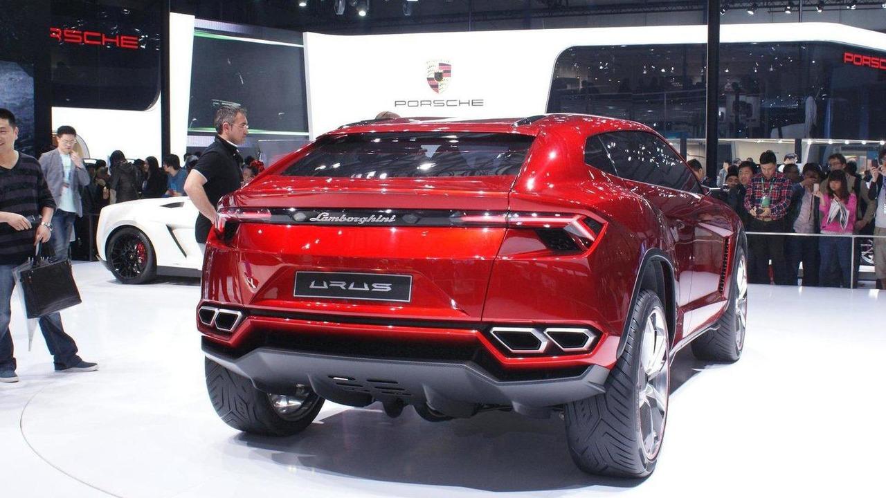 El Lamborghini Urus híbrido será el primer y único híbrido de la marca italiana
