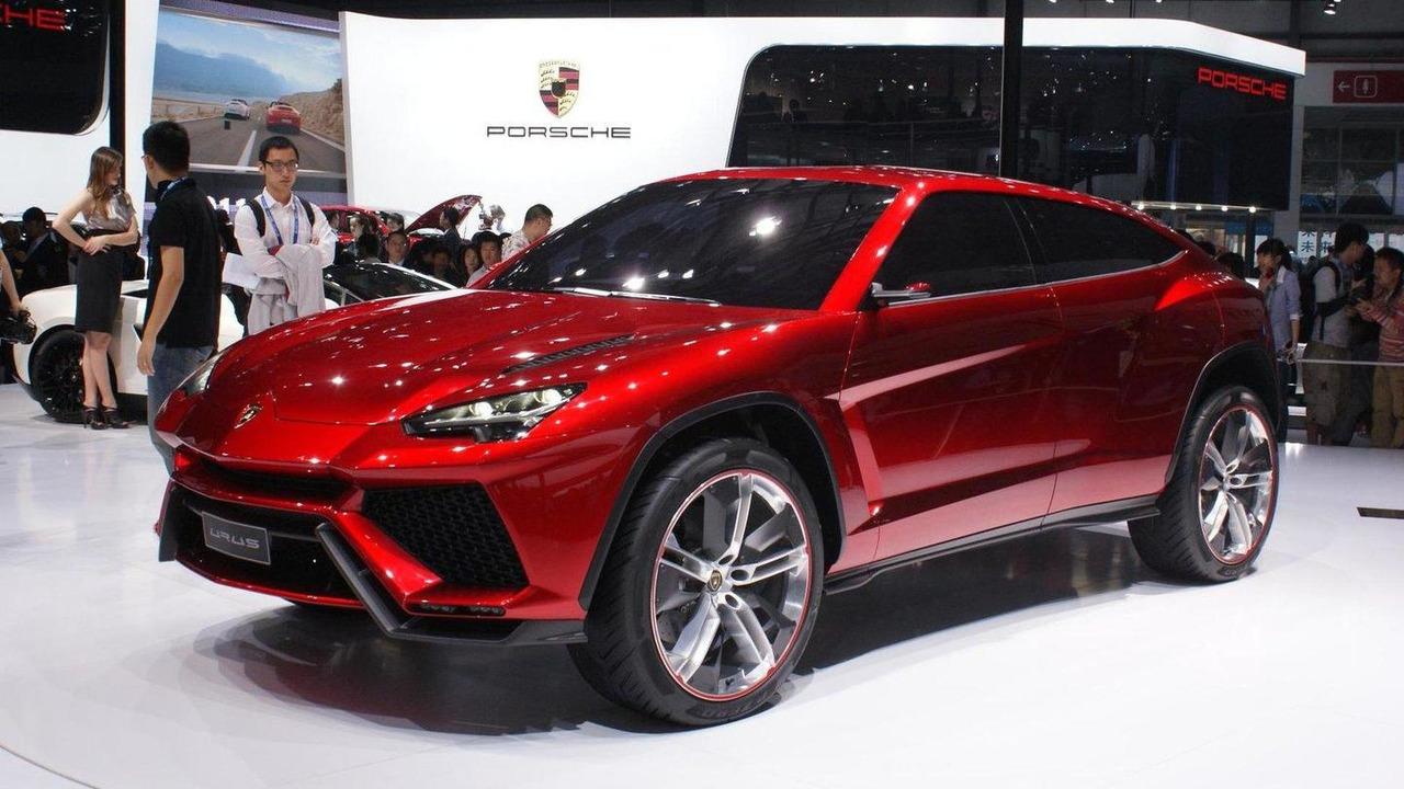 Recta final para el Lamborghini Urus, el V8 híbrido ya suena con más fuerza