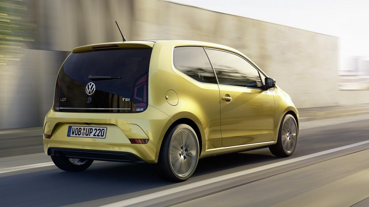 El Volkswagen Up GTI llegará a las calles el año que viene, lo hará con 130 caballos