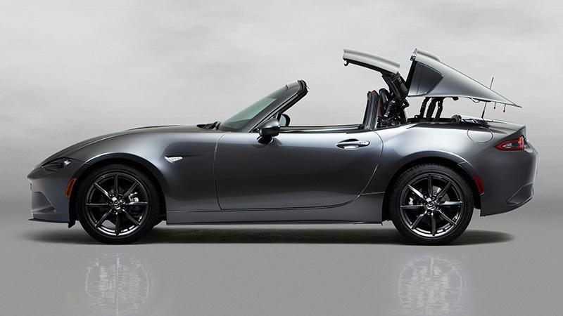 Mazda MX-5 RF 2.0 Nappa Edition: El MX-5 más exclusivo llega con una edición de 50 unidades