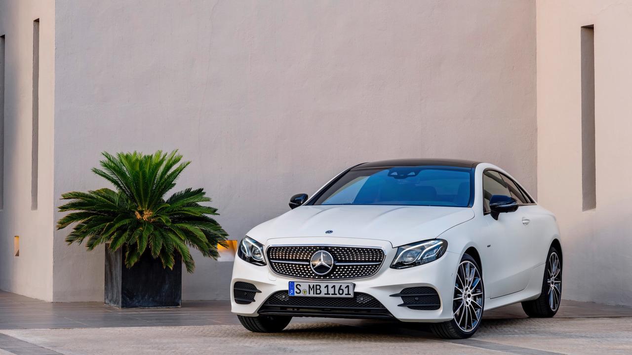 Mercedes Clase E Coupé, debut oficial previo paso al NAIAS