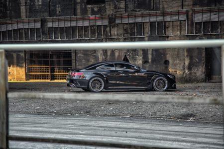 Prior-Design lleva al gimnasio al Mercedes Clase S Coupé y saca esta bestia