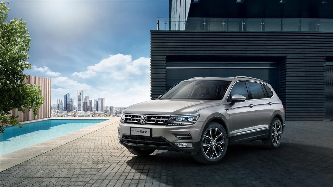 Volkswagen Tiguan Allspace, siete plazas y con destino España