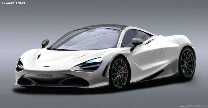 El McLaren P14 bloqueará al sucesor directo del P1, superará los 800 caballos