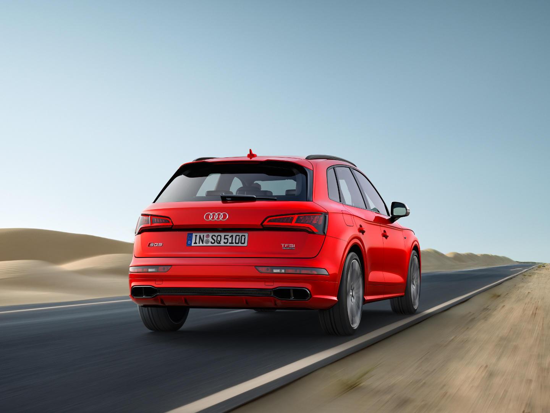 El Audi RS Q5 se perfila para debutar en Fráncfort y traerá sorpresa bajo el capó