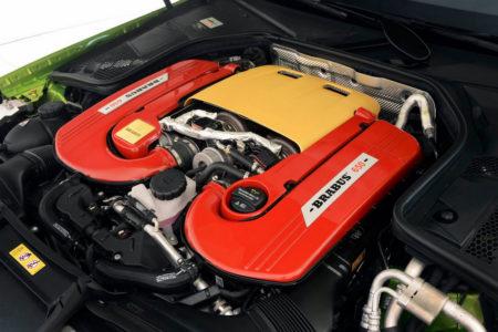Brabus Mercedes-AMG C 63 S Estate con 650 CV: ¡Imposible pasar desapercibido con este familiar!