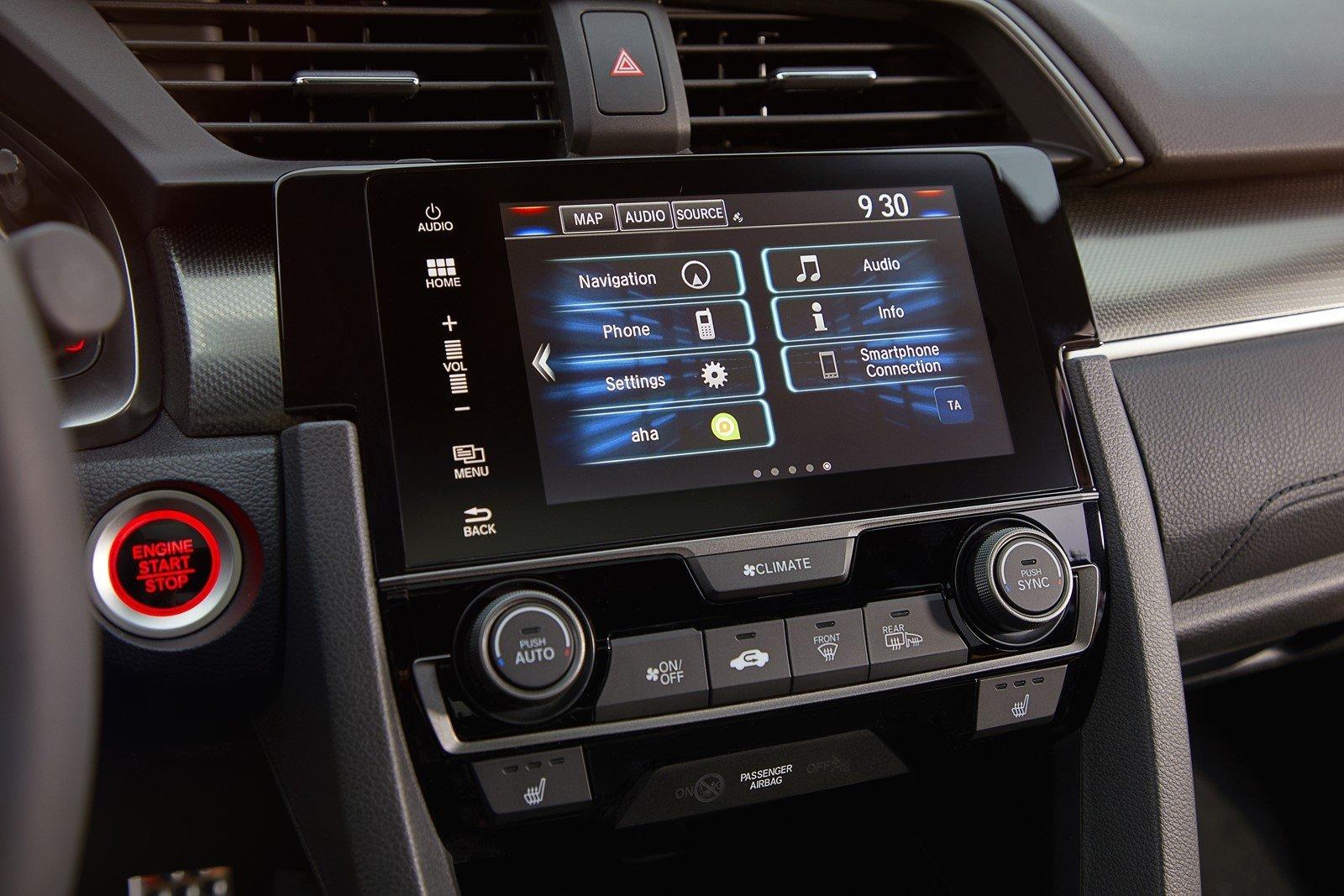 Honda Civic 2017: El icónico compacto japonés ya tiene precios