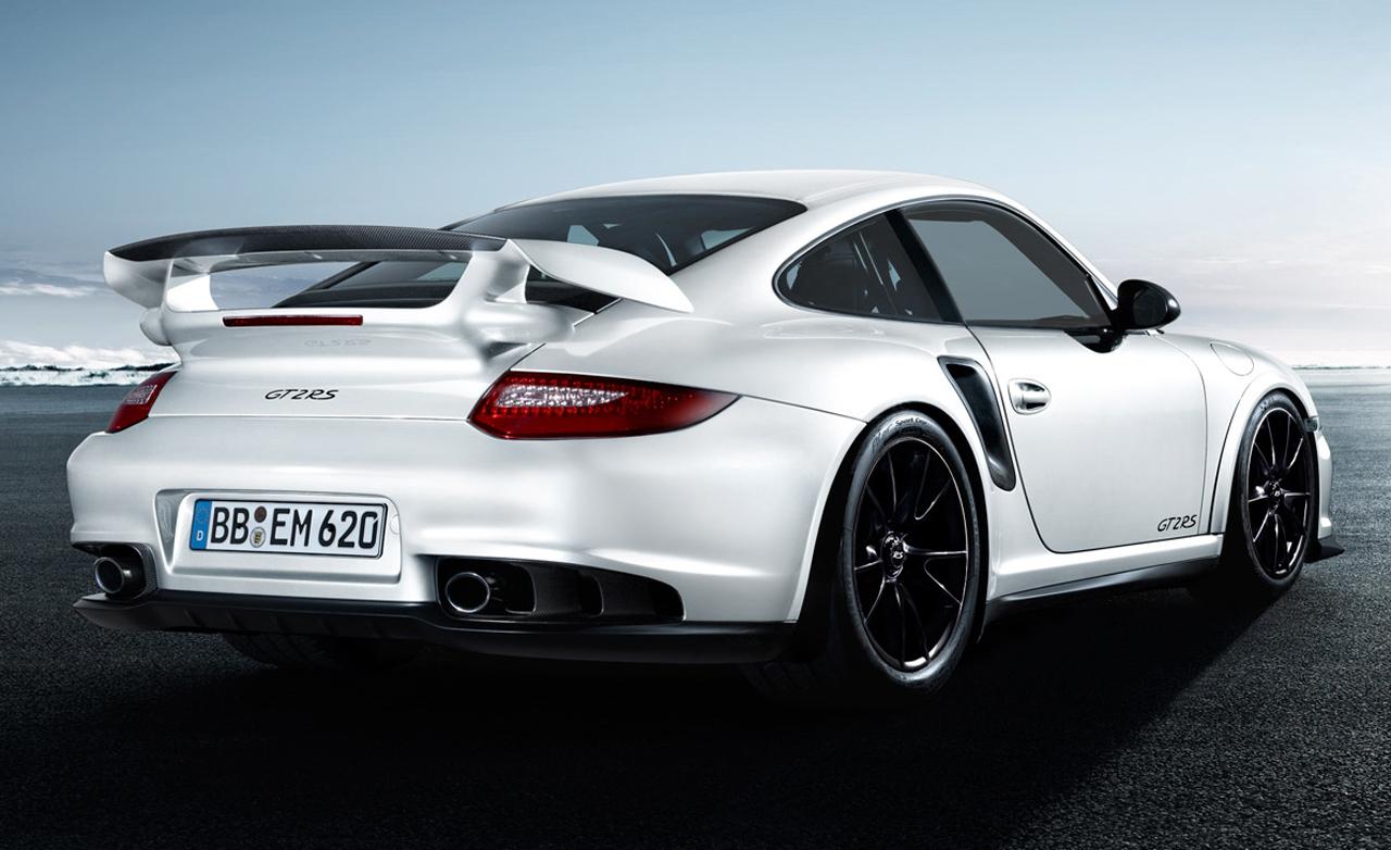 El Porsche 911 GT2 superará la barrera de los 700 caballos