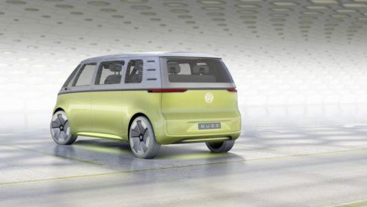 Volkswagen I.D. Buzz Concept: La Kombi más hippie, con 600 kilómetros de autonomía... de origen eléctrico