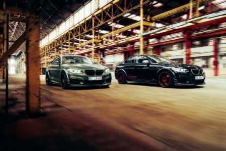 AC Schnitzer ACL2S: El BMW M240i que se codea con los modelos más potentes