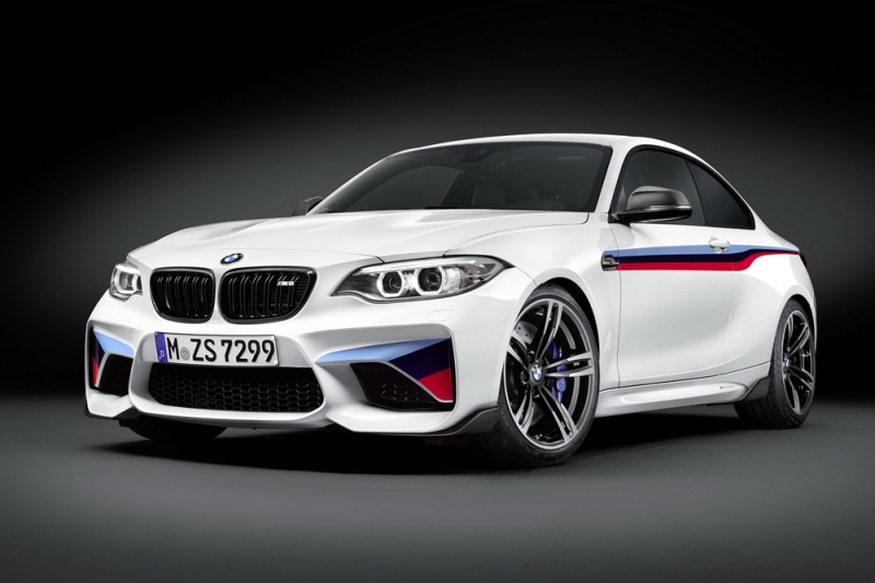 BMW M2 Competition: camino al éxito... y al debut oficial