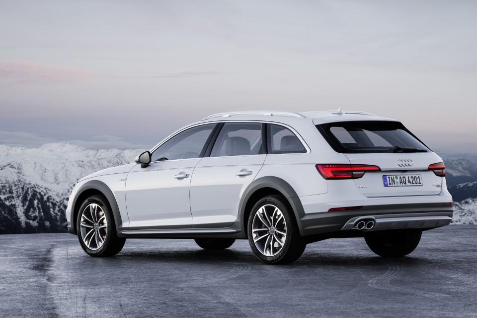 Ahora más económico: Audi A4 Allroad quattro 2.0 TDI 150 CV