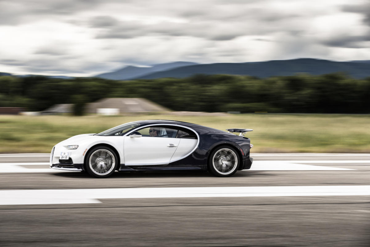 Bugatti podría apostar por un 2+2 eléctrico, ¿cambio de planes?