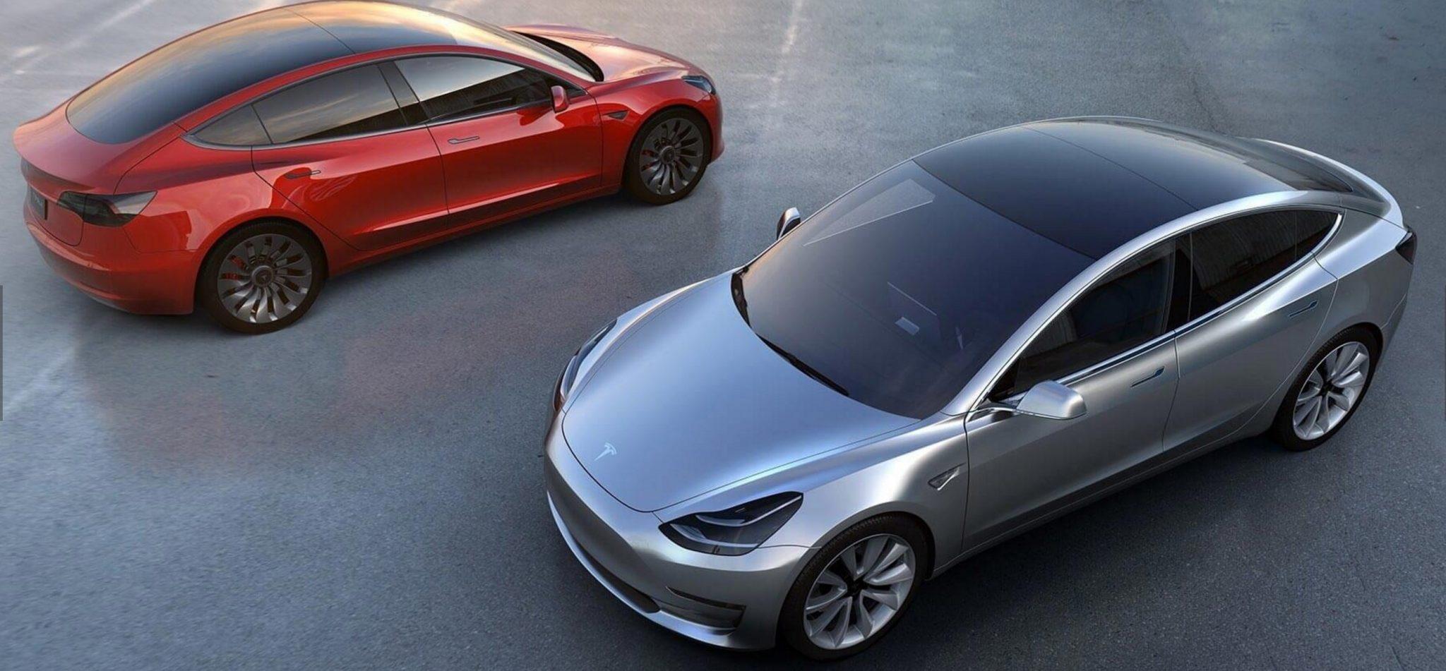 El Tesla Model 3 podría llegar antes del mercado, con riesgos asumidos