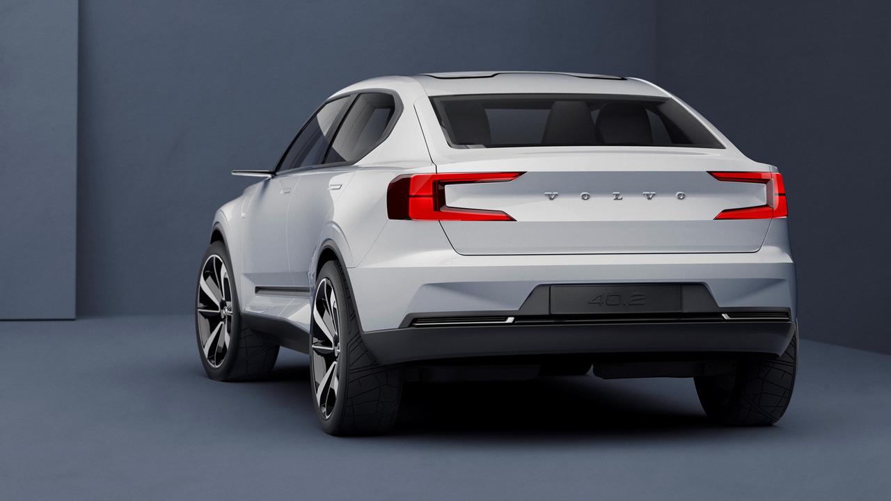 El Volvo XC40 llegará a España este invierno