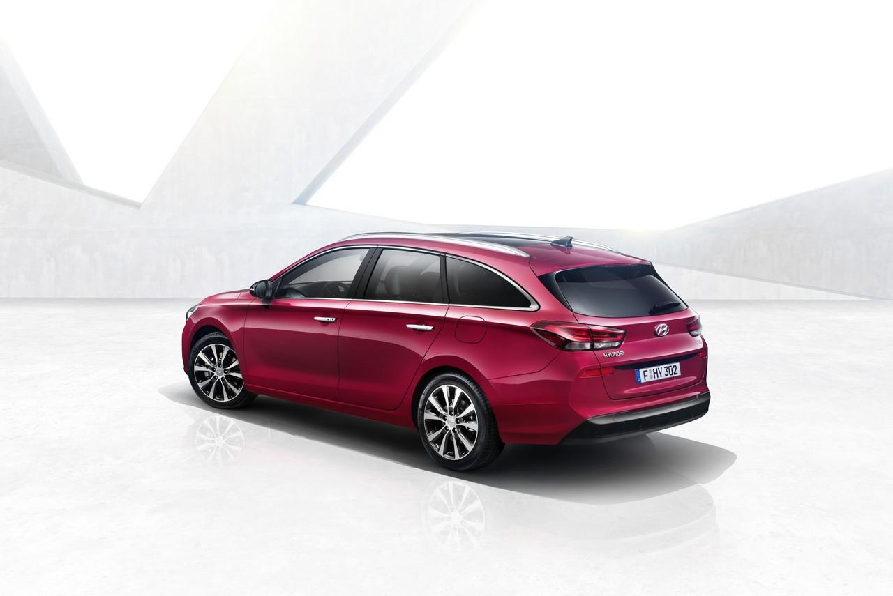 Hyundai i30 CW 2017: Así es la versión familiar del i30