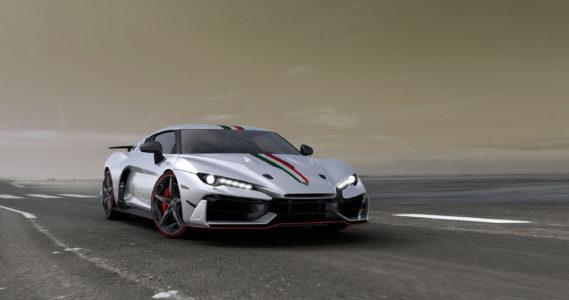 Italdesign Automobili Speciali: El deportivo con motor V10 del Audi R8