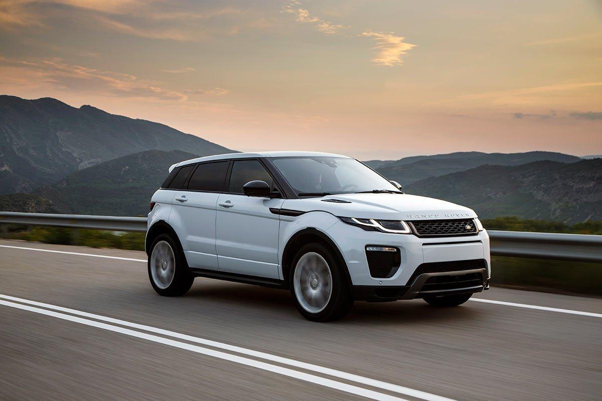 Land Rover presentará un nuevo modelo de estilo coupé en Ginebra