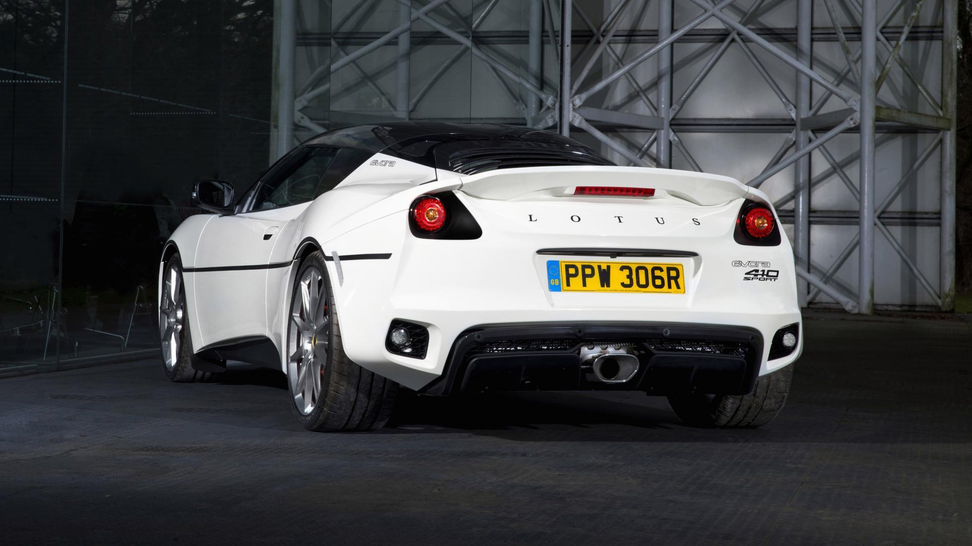 Lotus Evora Sport 410: Un One-Off rindiendo tributo al Esprit S1 de James Bond