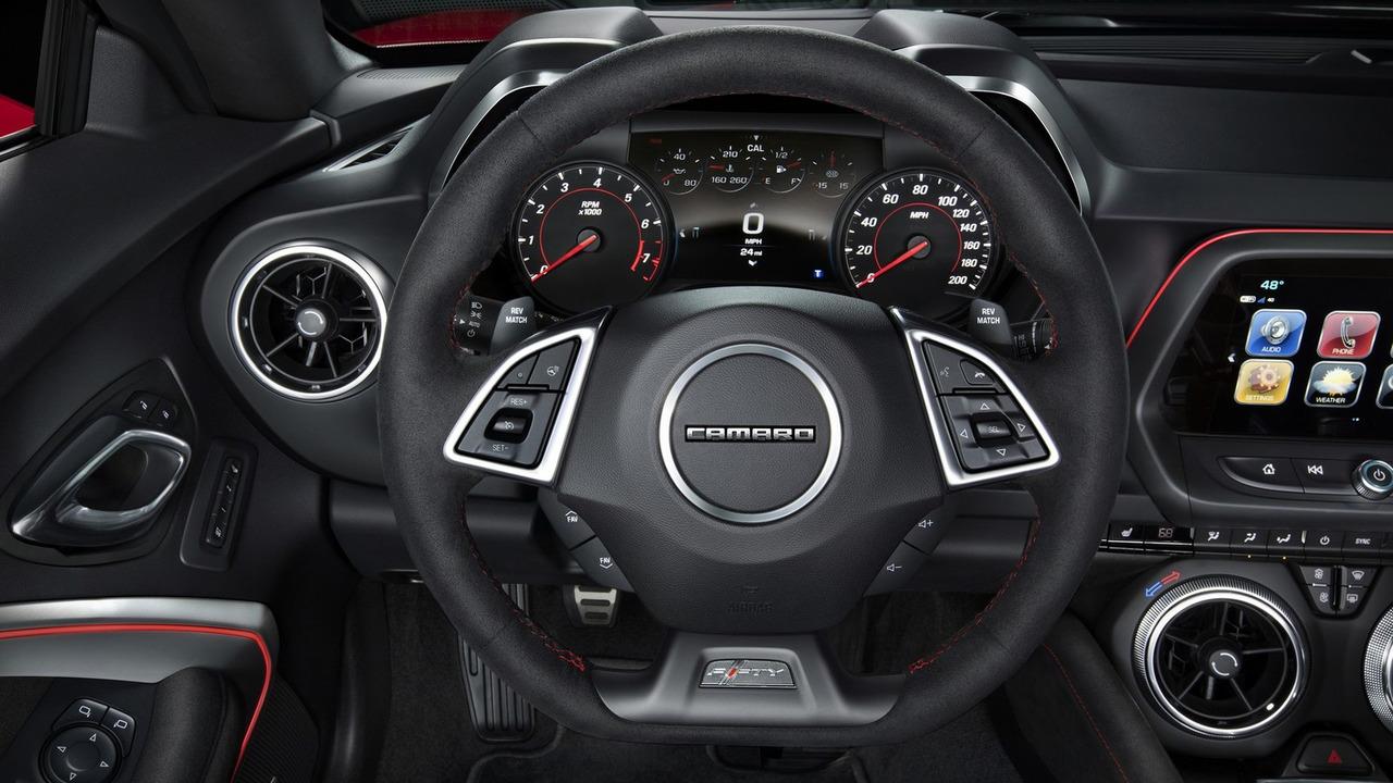 Oficial: 318 km/h para el nuevo Chevrolet Camaro ZL1