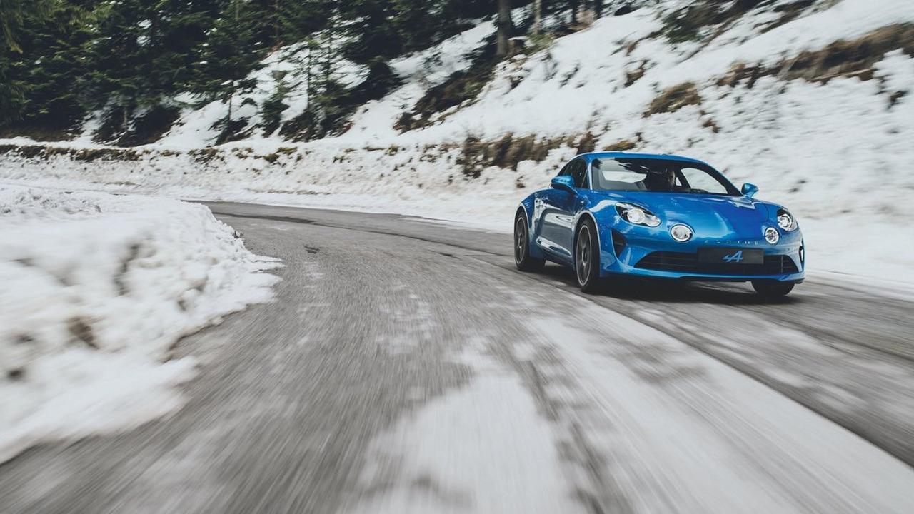 Oficial: Alpine A110, primeras imágenes oficiales