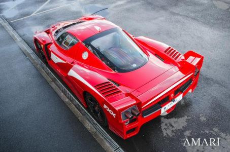 ¿Tienes suelto? Por poco más de 11 millones de euros puedes hacerte con el ¿único? Ferrari FXX Evoluzione matriculado en el mundo