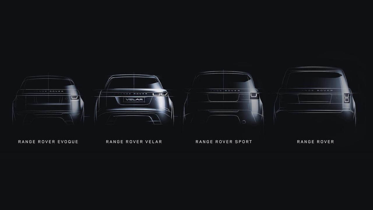 Ya es oficial: Range Rover Velar, lo veremos en Ginebra