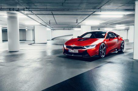 AC Schnitzer le dota al BMW i8 de fibra de carbono a raudales, ¿cuál es el resultado?